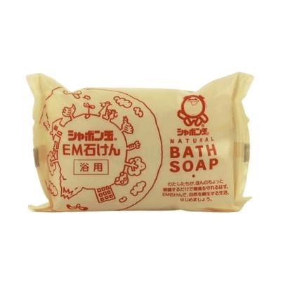 Shabondama Bath Soap.
