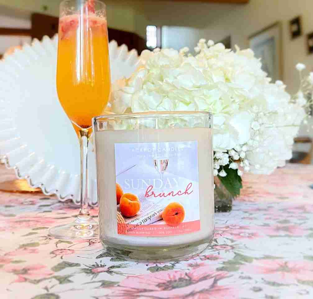 Sunday Brunch Scented Candle
