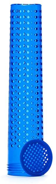 Infuser Water Bottle 25oz - Azure Blue - Infuser Basket