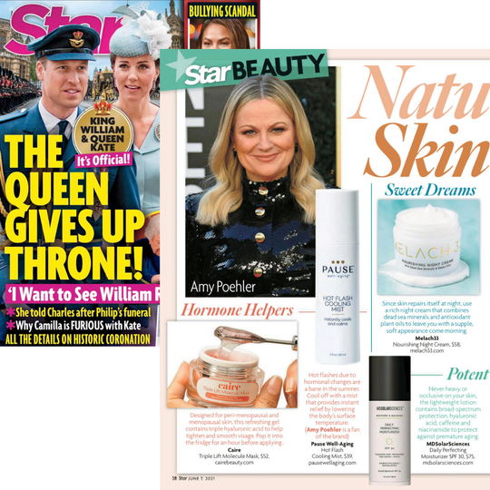 Star Magazine | Caire Beauty
