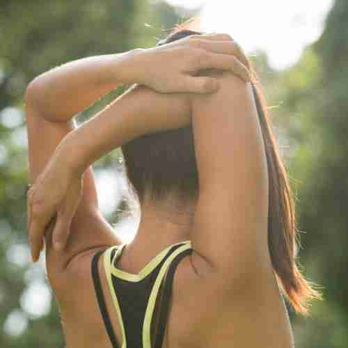Hyaluronic Acid Helps Supple Joints