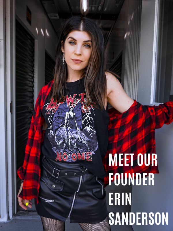 meet our founder