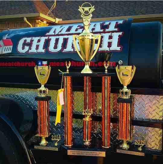 Meat Church Award-winning BBQ