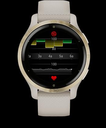 Garmin Venu 2 GPS Smartwatch Pulse Ox