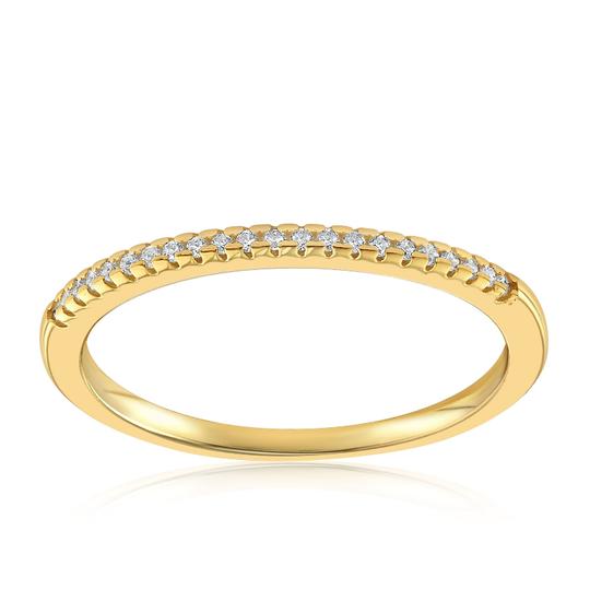 The Brianna Bezel Ring