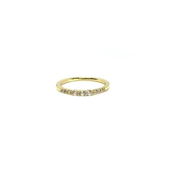 Emie 18K Gold Vermeil Ring