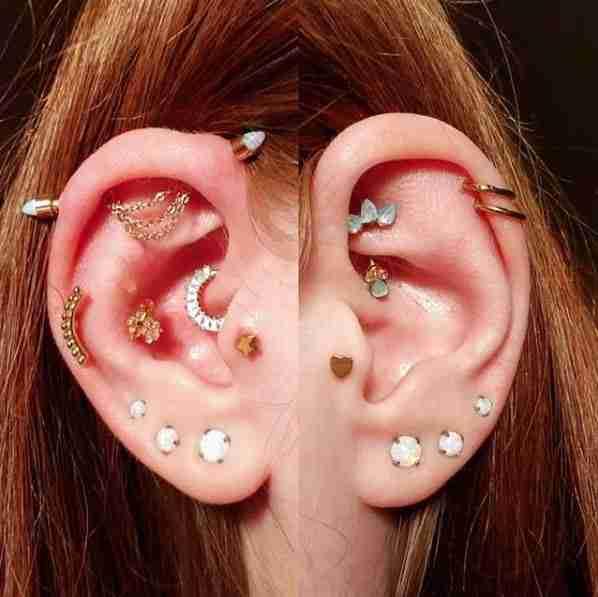 Ear Layout