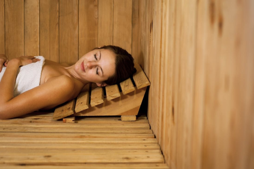 sauna use for healthy relaxation