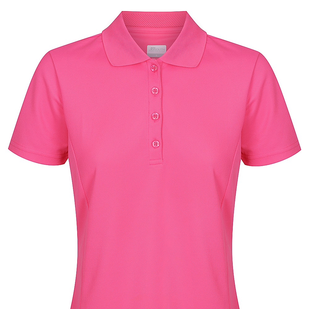 38 South Polo - Ladies Eclipse Microfibre Cooldry