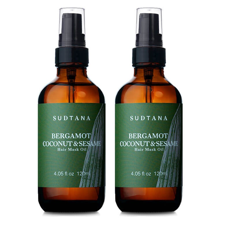 Organic Body oil and Hair Mask