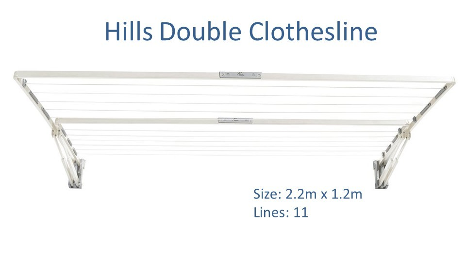 hills double 2.2m wide dimensions