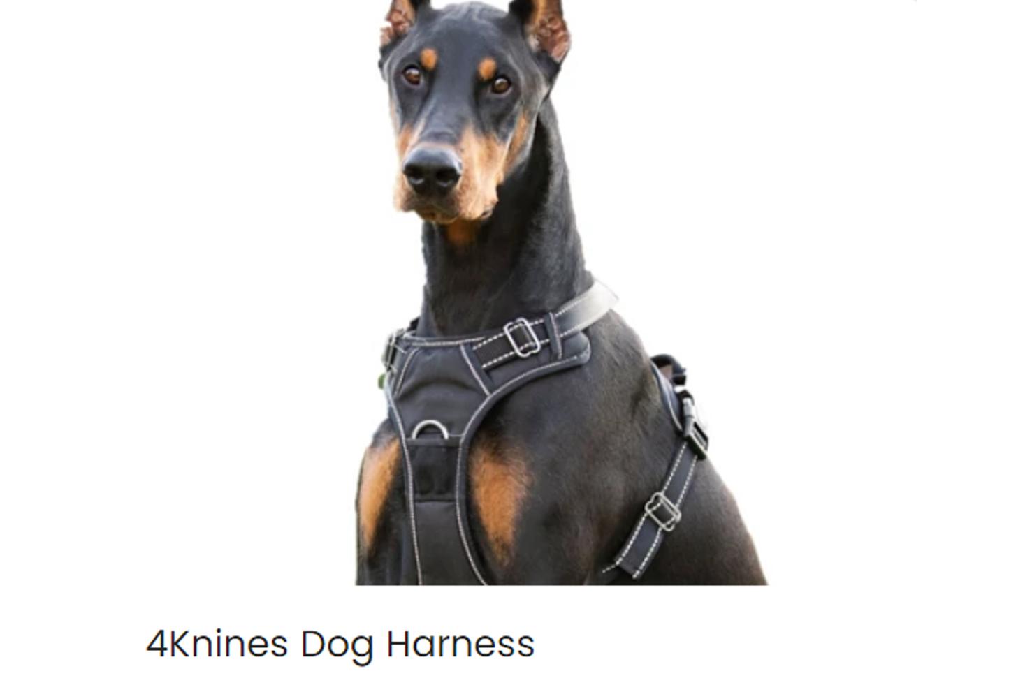 4Knines Dog Harness