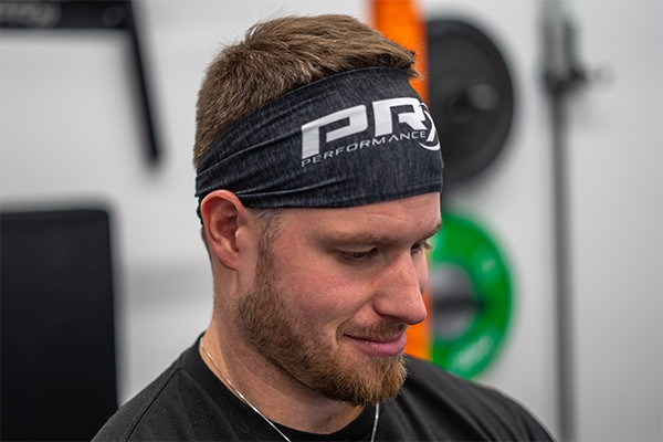Free PRx Performance Junk Headband with any purchase over $99