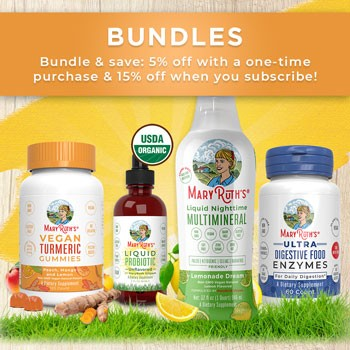 MaryRuth Organics Bundles Collection