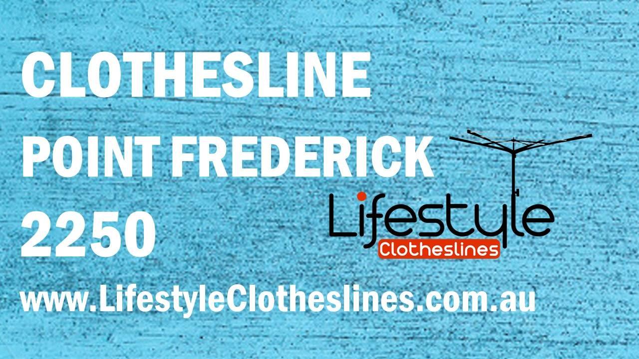 ClotheslinesPoint Frederick2250NSW