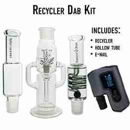 recycler dab kit