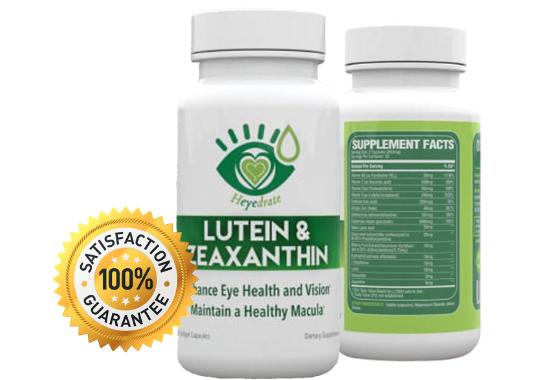 Lutein and Zeaxanthin by Heyedrate