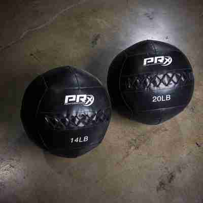 14# and 20# PRx Wall Balls