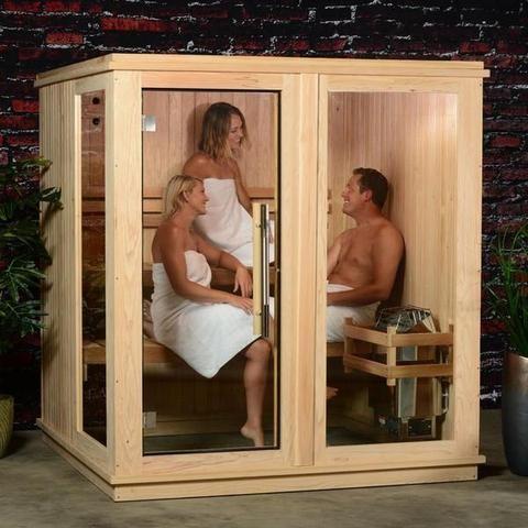 Almost Heaven Grayson Indoor Sauna