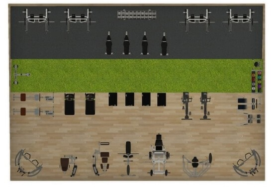 Design Your Own Gym