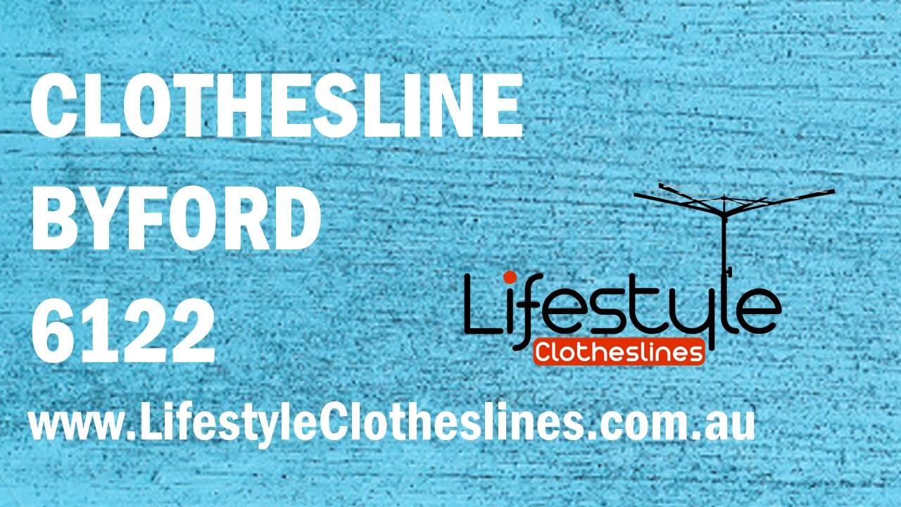 ClotheslineByford 6122WA