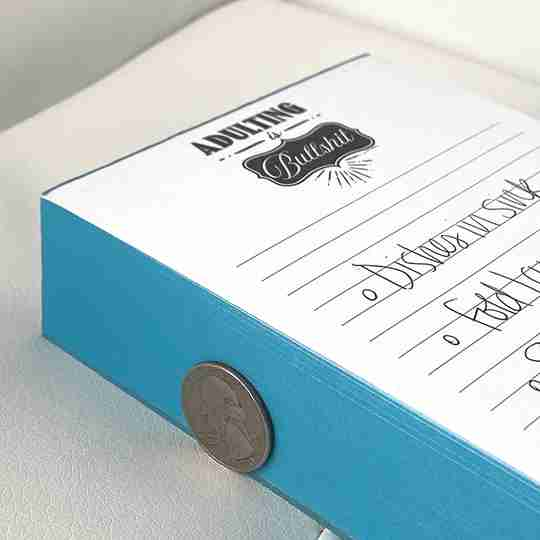 Chunky List Pads | Twisted Wares®