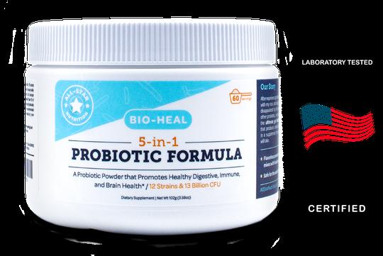 Bio-Heal Probiotics