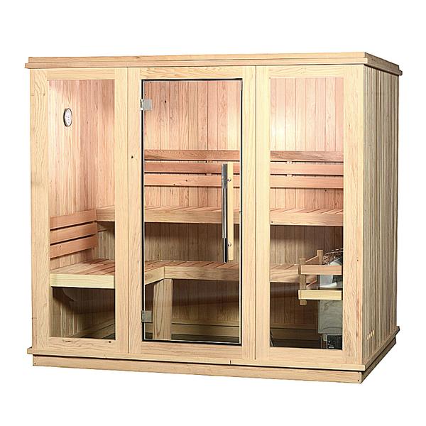 6 Person Indoor Sauna