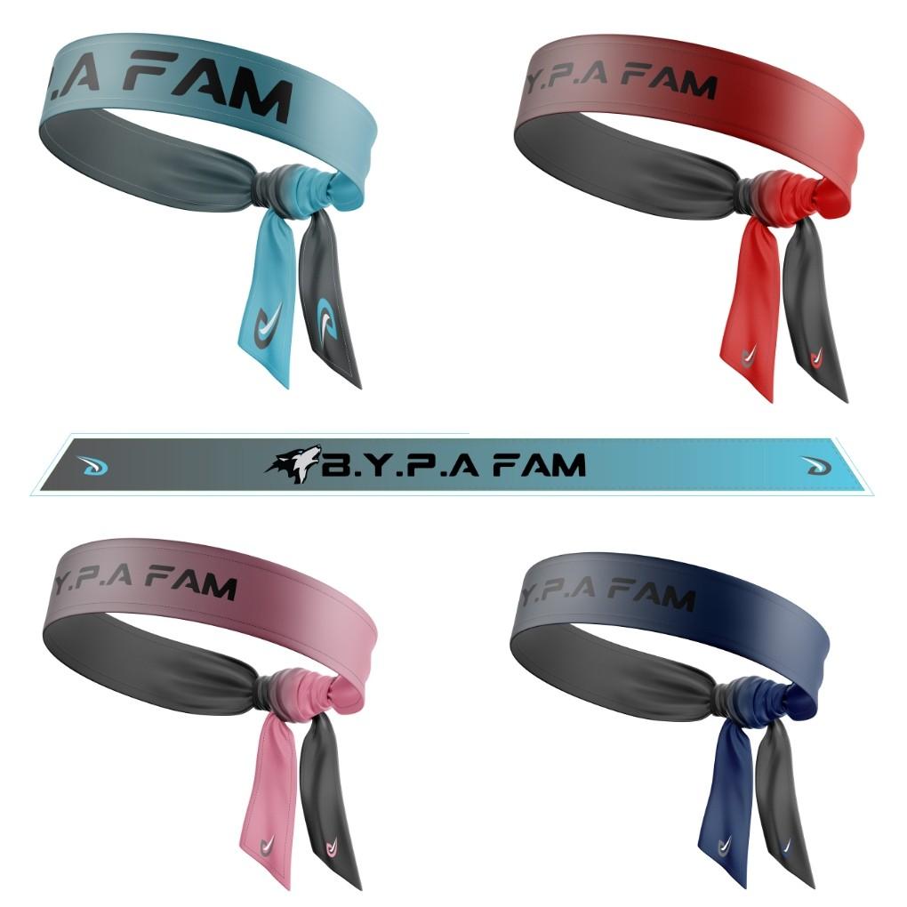 BYOU Tie Headband