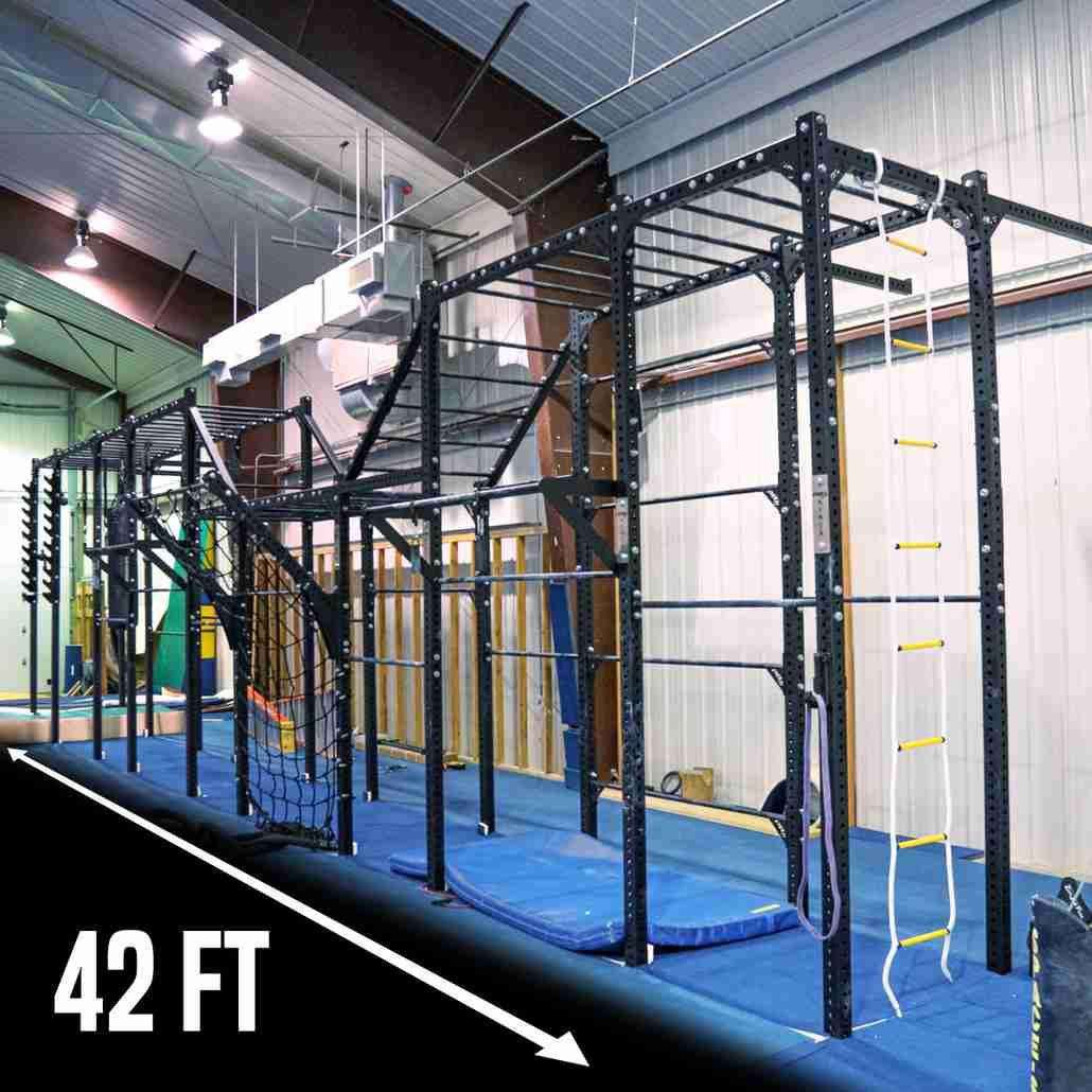 PRx Assassin Ninja Rig is 42 feet long, with many customization options