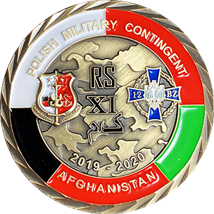 Military Custom Challenge Coin