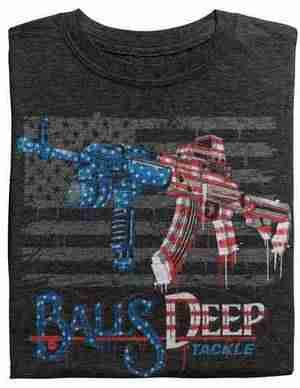 balls deep tackle funny fishing shirt and hats