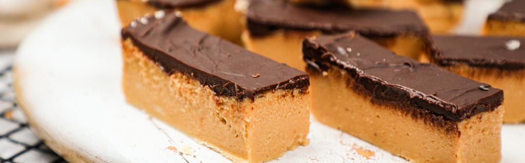 No Bake Keto Peanut Butter Bars Recipe_Main2