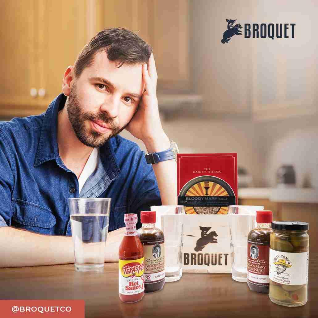 Hangover Drink for Men's Birthday