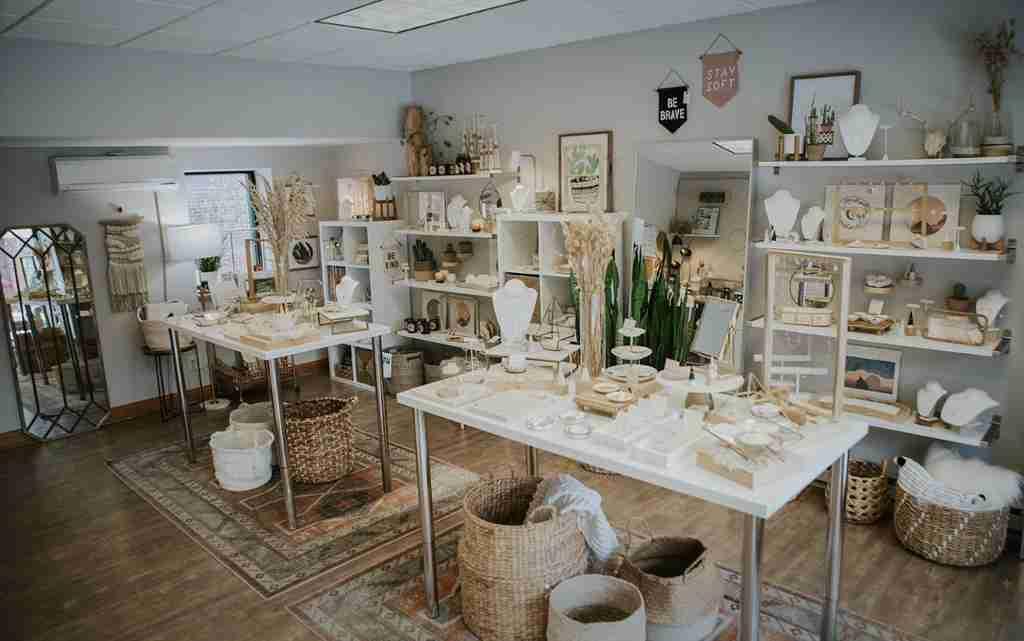 Hello Adorn studio and retail space