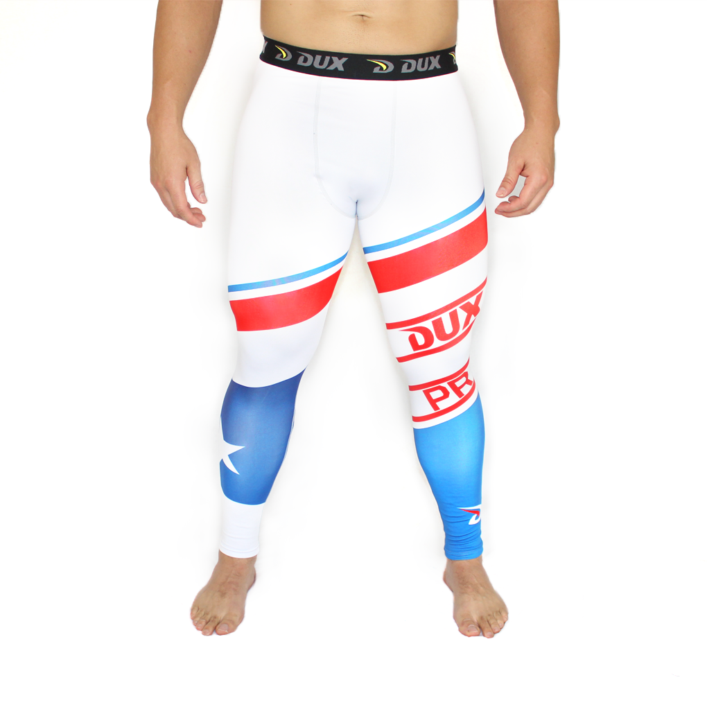 Puerto Rico Compression Pants
