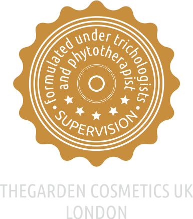 thegarden cosmetics is formulated by trichologists