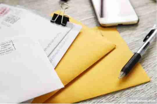dokumen keuangan, merapikan dokumen