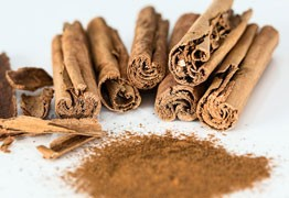 Ceylon Cinnamon in Golden Goddess Elixirs