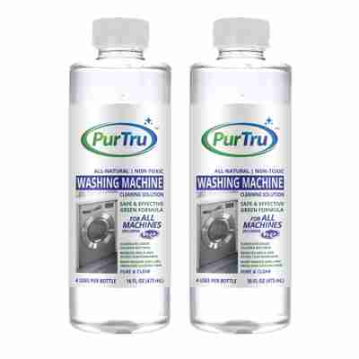 Washing Machine Sanitizing and Cleaning Solution (2 Pack)