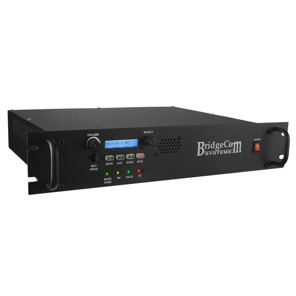 BridgeCom Systems BCR-40U (400-470 MHz) UHF Repeater