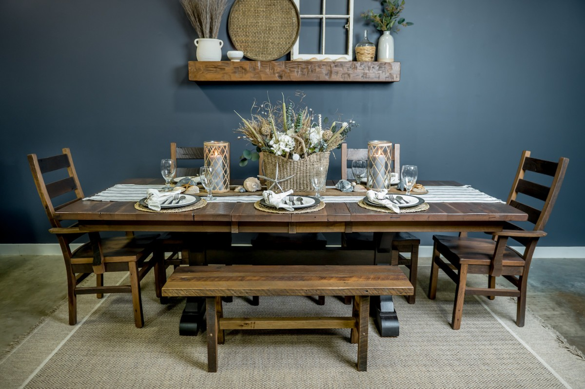 Pathway Extendable Dining Table