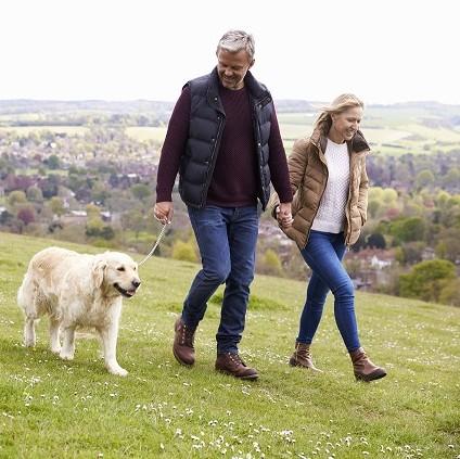 The Amazing Benefits of Walking