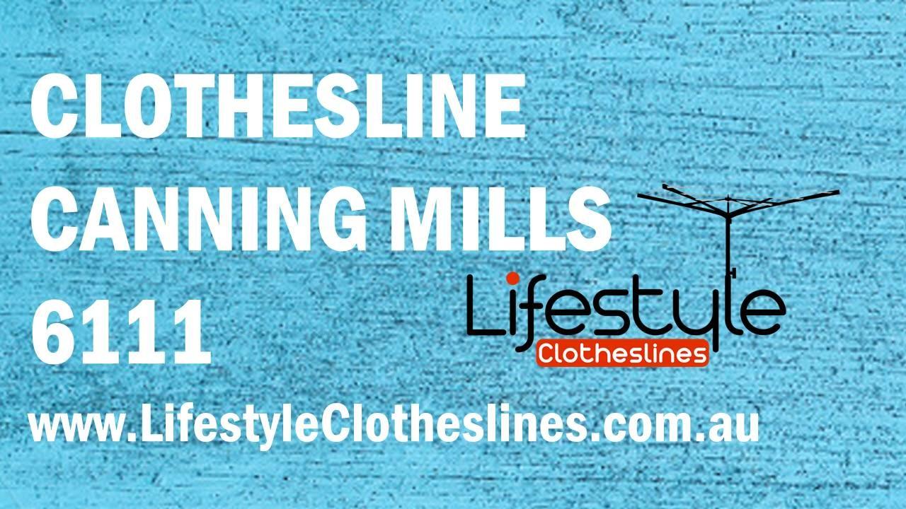 ClotheslinesCanning Mills 6111WA