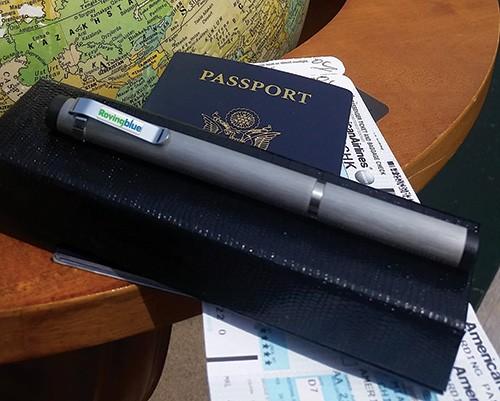 Silver O-Pen