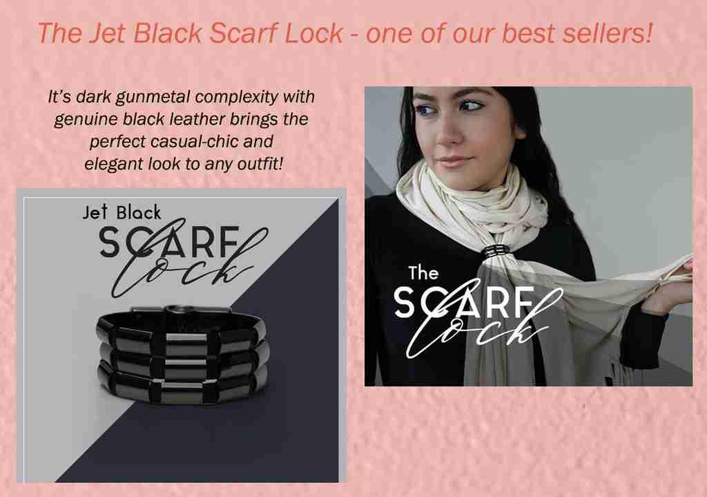 SCARF LOCK - Lock and Shine