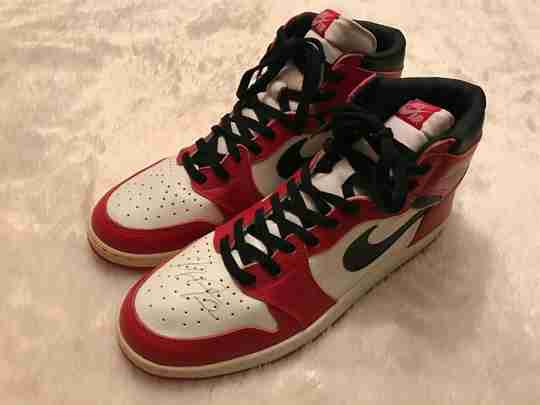 Original Air Jordan 1 PE for Michael Jordan
