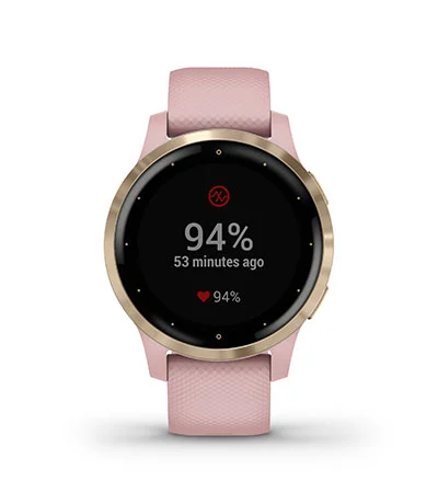 Garmin Vivoactive 4 GPS Smartwatch Pulse Ox