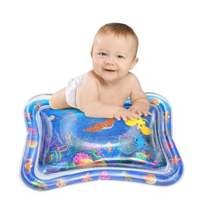 Newborn Baby Tummy Time Water Mat - Infant Kingdom