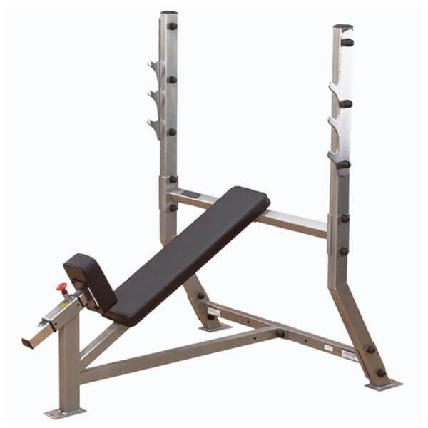 Body-Solid Incline Olympic Bench